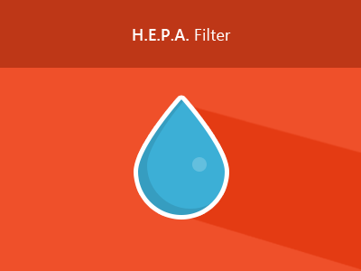 H.E.P.A. Filters