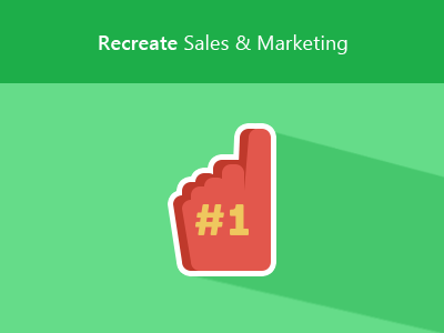 Recreate Sales & Marketing
